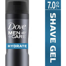 Dove Men+Care Hydrate + Shave Gel
