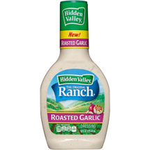 Hidden Valley Original Ranch Roasted Garlic Dressing