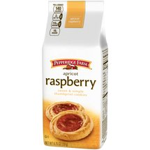 Pepperidge Farm Apricot Raspberry Sweet & Simple Thumbprint Cookies