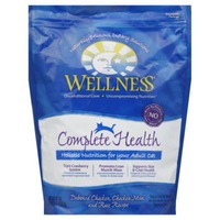 Wellness Complete Health Deboned Chicken, Chicken Meal and Rice Cat Food