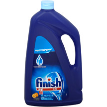 Finish Gel Dishwasher Detergent Orange Fresh Scent