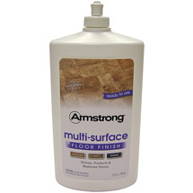 Armstrong Multi-Surface Floor Finish
