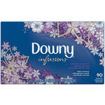 Downy Infusions Lavender Serenity Fabric Softener Dryer Sheets