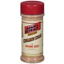 Adams Extract Cinnamon Sugar