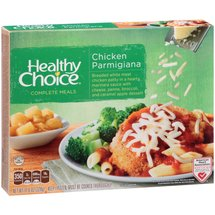 Healthy Choice Complete Meals Chicken Parmigiana