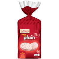 Mother's Plain Sodium Free Rice Cakes