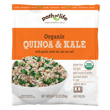 Path of Life Organic Quinoa & Kale