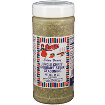 Fiesta Brand Uncle Chris' Gourmet Steak Seasoning