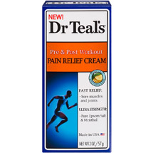 Dr.Teal's Pre & Post Workout Pain Relief Cream
