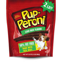 Pup-Peroni Lean Beef Snacks