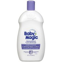 Baby Magic Calming Lavender & Chamomile Baby Lotion