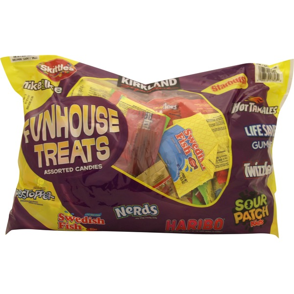 Kirkland Signature Funhouse Treats