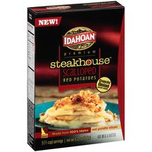 Idahoan Premium Steakhouse Scalloped Red Potatoes