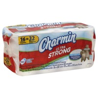 Charmin Ultra Strong Charmin Ultra Strong Toilet Paper 16 Double Rolls  Toilet Tissue