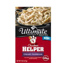 Betty Crocker Ultimate Creamy Parmesan Chicken Helper