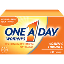 One A Day Women's Formula Multivitamin/Multimineral Supplement