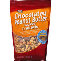 Great Value Chocolatey Peanut Butter Trail Mix