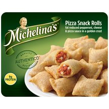 Michelina's Authentico Pepperoni & Cheese Pizza Fried Crust Snacks