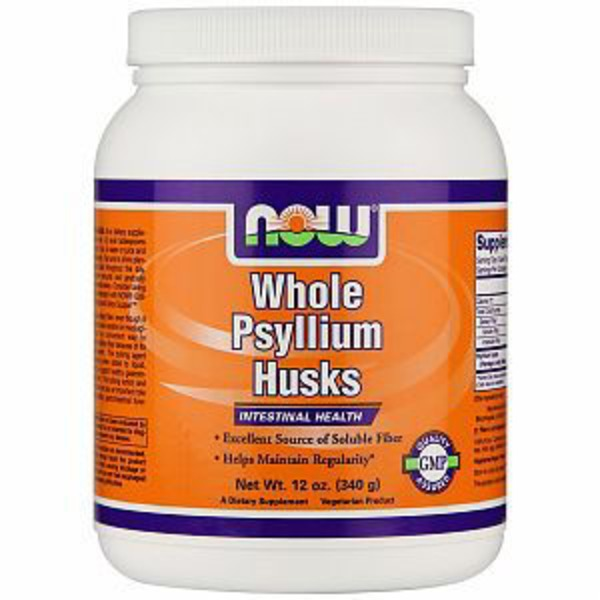 Organic India Organic Whole Husk Psyllium Dietary Supplement