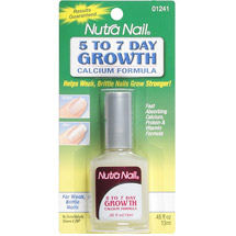 Nutra Nail Calcium Formula 5-to-7 Day Nail Growth