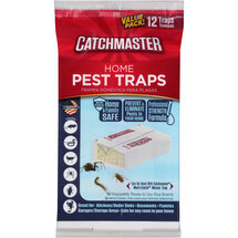 Catchmaster Home Pest Traps Glue Boards