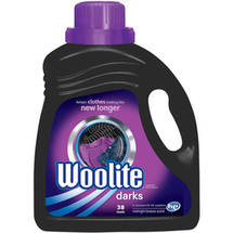 Woolite Darks Midnight Breeze Scent Laundry Detergent