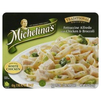 Michelina's Authentico Fettuccine Alfredo with Chicken & Broccoli