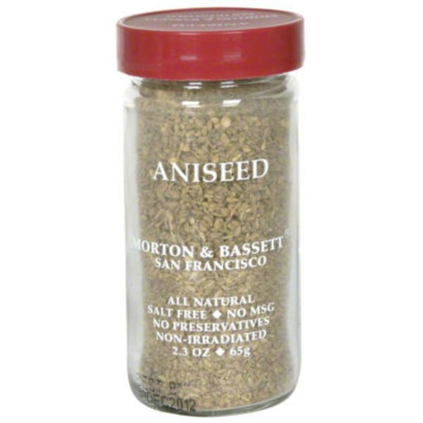 Morton & Bassett Spices Aniseed