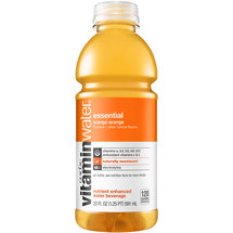 Glaceau Vitaminwater Essential Orange-Orange Vitaminwater