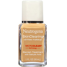 Neutrogena Skinclearing Oil-Free Makeup Natural Beige 60
