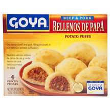 Goya Beef & Pork Potato Puffs