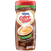 Coffee-mate Sugar Free Creamy Chocolate Powder Coffee Creamer