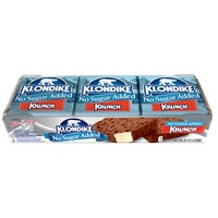Klondike No Sugar Added  Ice Cream Bar