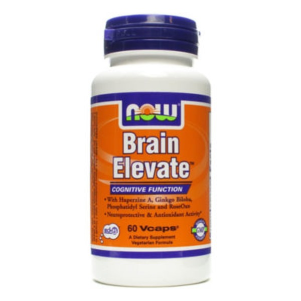 Now Brain Elevate Capsules
