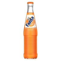 Fanta De Mexico Orange Soda