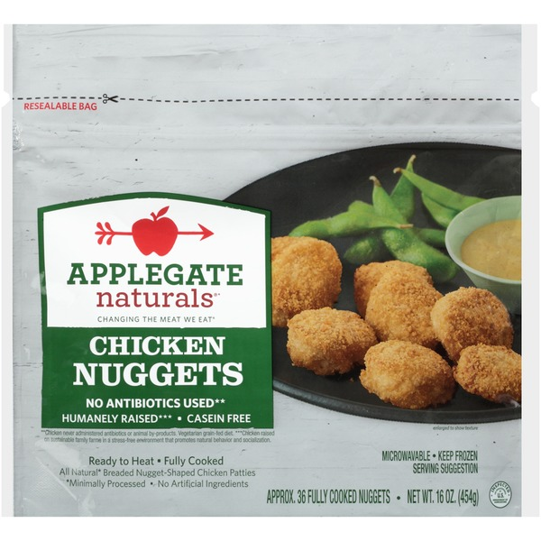 Whole Foods Applegate Naturals Chicken Nuggets Delivery Online In