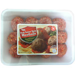 Great Value Pork Italian Style Meatballs