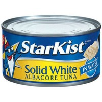StarKist Solid White Albacore in Water Tuna