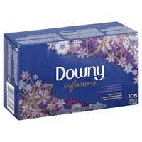 Downy Infusions Lavender Serenity Sheets Fabric Softener