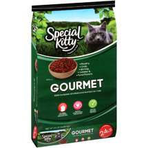 Special Kitty Gourmet Cat Food
