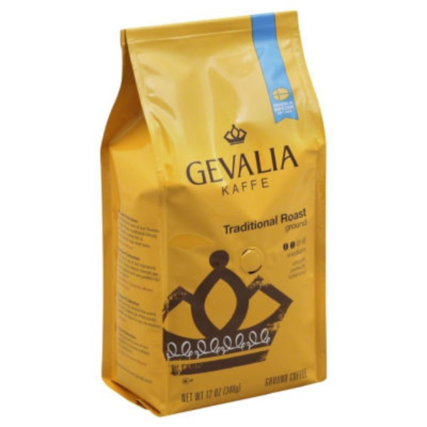 Gevalia Traditional Roast Ground Coffee