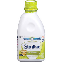 Similac Sensitive for Spit-Up 1QT Ready-to-Feed