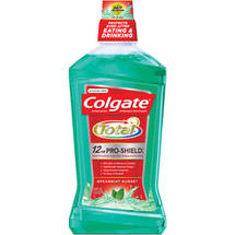 Colgate Total 12-Hour Pro-Shield Spearmint Surge Mouthwash