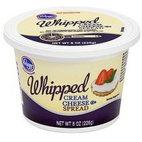 Kroger Whipped Cream Cheese Spread