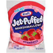 Kraft Jet-Puffed Strawberry Marshmallows