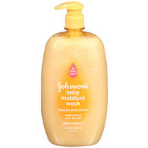 Johnson's Shea And Cocoa Butter Baby Wash