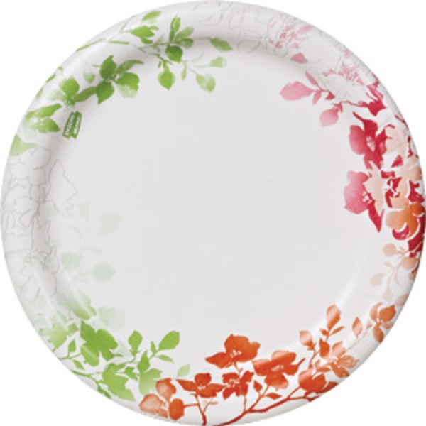 Dixie Wildflower Paper Plates  sc 1 st  Burpy & Costco Dixie Wildflower Paper Plates Delivery Online in Austin ...