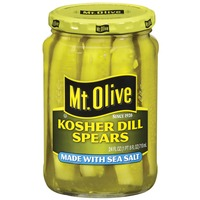 Mt. Olive Kosher Spears Dill Pickles