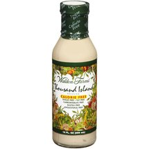 Walden Farms Sugar Free Thousand Island Dressing