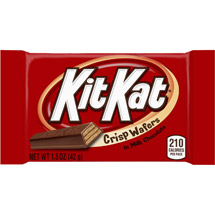 Kit Kat Milk Chocolate Wafer Candy Bar